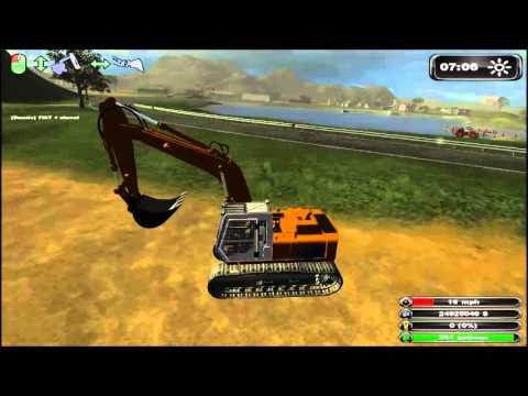 How To Play Farming Simulator