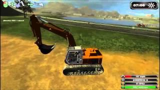 Primeiro video de games no canal/ Farming Simulator 2011