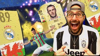 UNBELIEVABLE 2ND IN THE WORLD REWARDS! *600K COINS* - FIFA 18 Ultimate Team #33 RTG