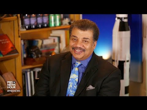Neil Degrasse Tyson, Author and Astrophysicist - Brief but Spectacular
