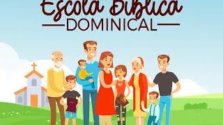 IPB Toledo - Escola Bíblica Dominical - 29/03/2020
