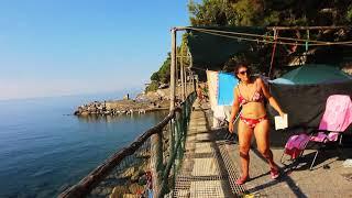 Кемпинги Италии .Campeggio Smeraldo/Cinque Terre.