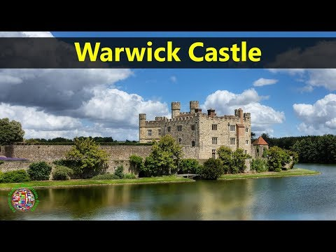 Best Tourist Attractions Places To Travel In UK-England | Warwick Castle Destination Spot