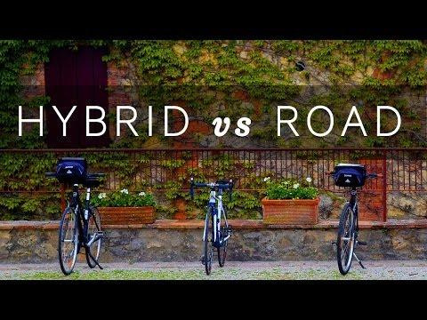 Which bike should you choose? Hybrid vs Road