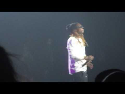 Lil Wayne  Denver 2017 Hustler Musik & Im me