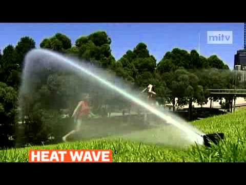mitv - A blistering heat wave in Australia