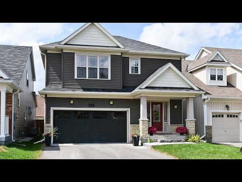 564 Grange Way, Peterborough - Open House Video Tour