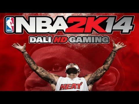 NBA 2K14 PC Gameplay FullHD 1080p