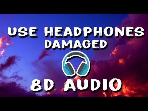 Post Malone & XXXTentacion – Damaged (8D Audio)