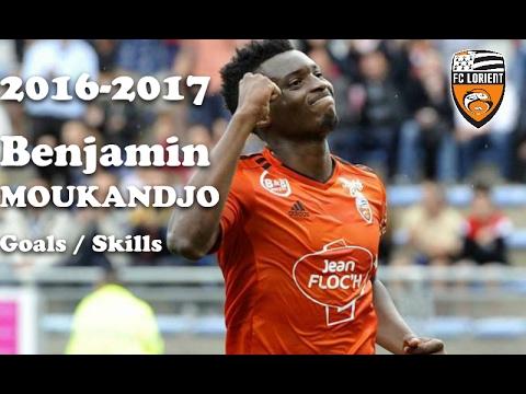 Moukandjo|Lorient|●Goals●Skills●|2016/2017