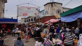 Кыргызстан борется со стихийной торговлей. Создана мобильная группа