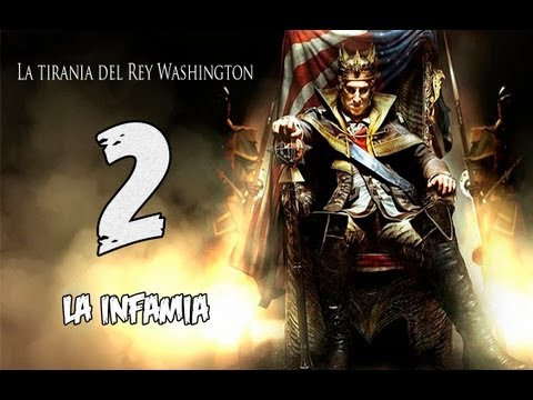 Assassin's Creed 3 - La Tiranía del Rey Washington : Mision 2