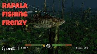 Rapala Fishing Frenzy/ The Big One, Wrong Fish pt1
