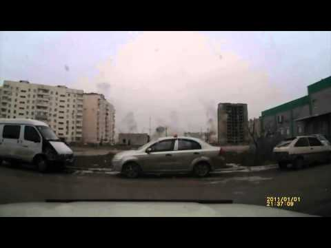 Ukrainian Rocket Attacks Hits Civilian Targets