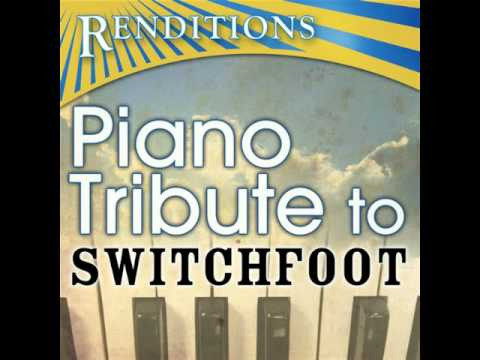 renditions piano tribute to switchfoot