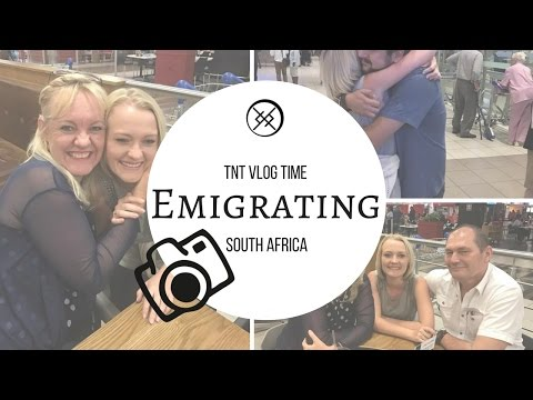 Leaving South Africa - Emigration and what it feels like