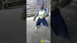 African Dance on Haryanvi song