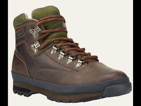 70915777574 Latest Timberland Men's Classic Leather Euro Hiker Boots Review