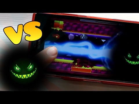 PLAYER vs THE DARKNESS [El FINAL de Geometry Dash] (Fanmade PARTE 1)