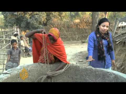 Sweeping away caste discrimination in Nepal