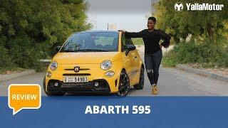 Abarth 595 2018 Review | YallaMotor.com