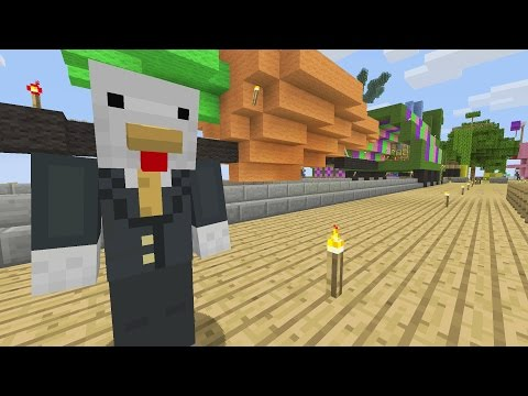 Minecraft Xbox - Sky Den - Carrot Carriage (56)