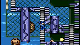 Mega Man - The Wily Wars - Vizzed.com Showoffery-Fun Glitch #1 - User video