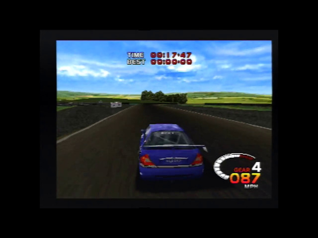 Toca Touring Cars Championship 2 (Playstation Gameplay) PAL