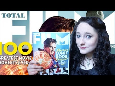 *ASMR* A Relaxing Look Through Empire Magazine (September 2016) | Amy McLean