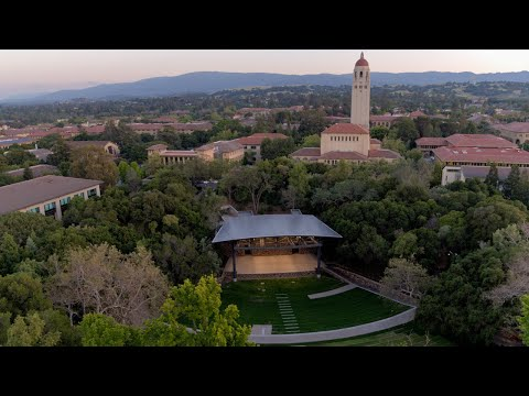 Stanford's Frost Amphitheater: Past, Present and Future