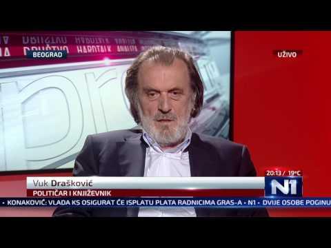 N1 Pressing: Vuk Drašković (3.5.2017)