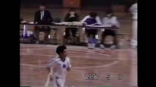 1997年東北学生ハンドボール(春季) 東北学院大(33 )vs 秋田大(18)