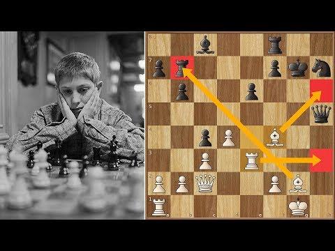 Happy Birthday Bobby! | Game 1 From Bobby Fischer's