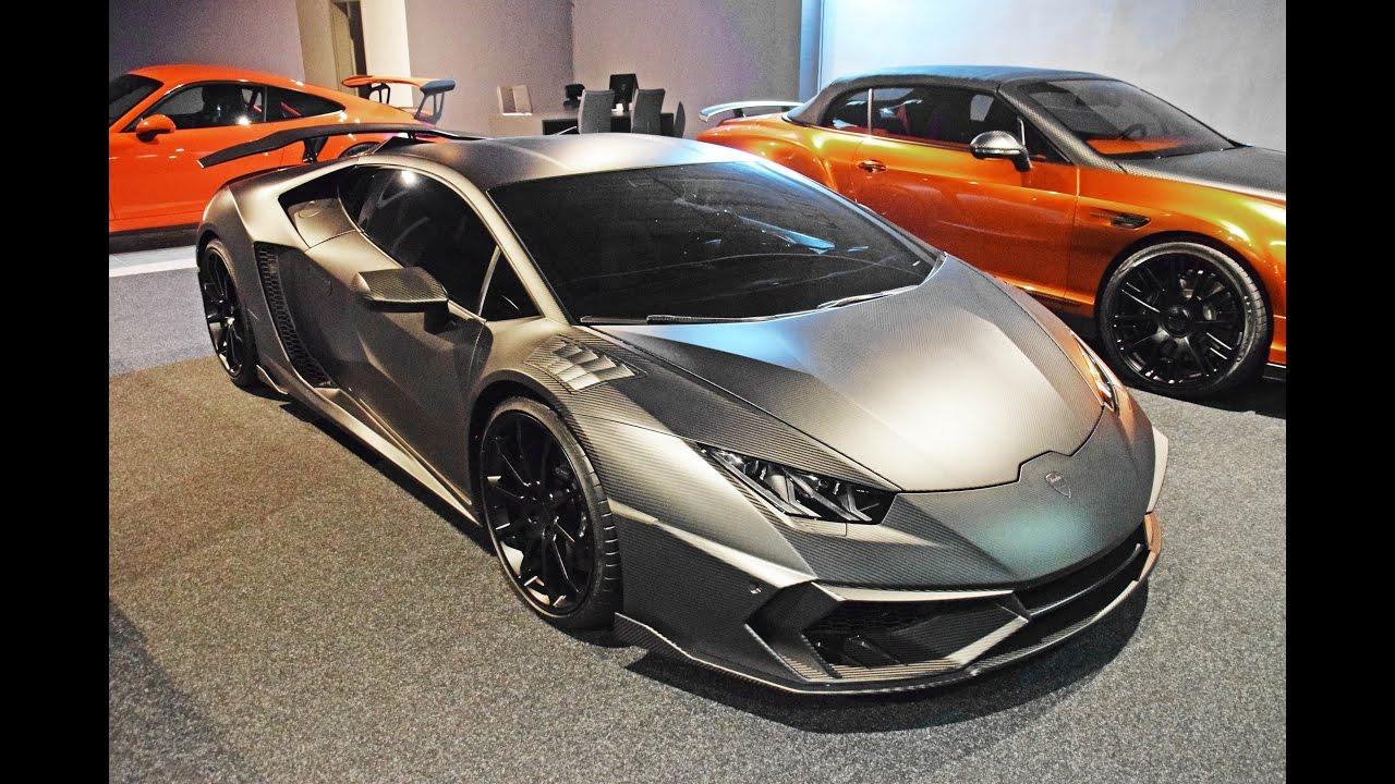 mansory torofeo based on lamborghini huracan loud. Black Bedroom Furniture Sets. Home Design Ideas