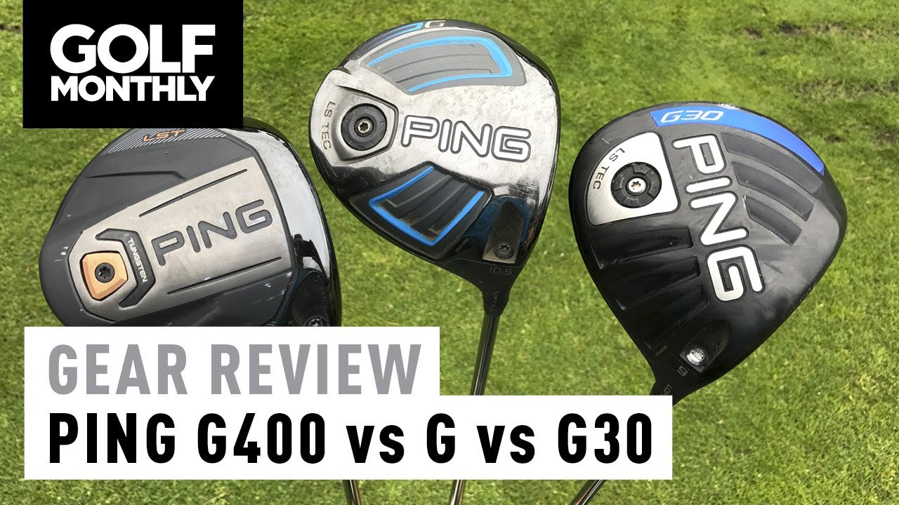 which ping g driver is right for me