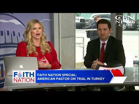 Pastor Andrew Brunson Sent Back to Prison in 'Disturbing' Trial Twist