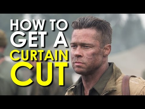 How to Get a Curtain Cut/Undercut Haircut | Art of Manliness - YouTube