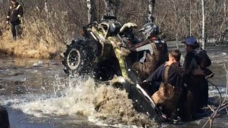6x6 Water Wheelie!!!