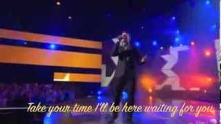 Repeat youtube video Borrow My Heart (Lyrics)  -Taylor Henderson- The X Factor Australia 2013