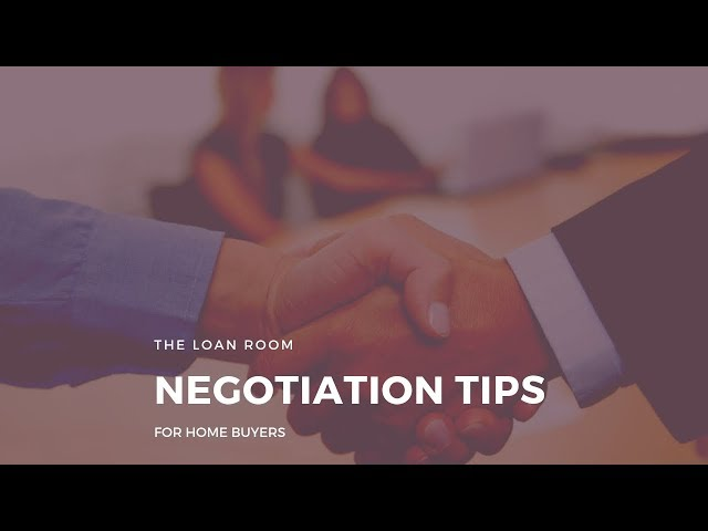 First Home Buyer Negotiation Tips (Australia)