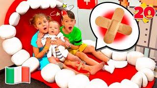 Boo Boo Canzone e altre storie per bambini da Five Kids
