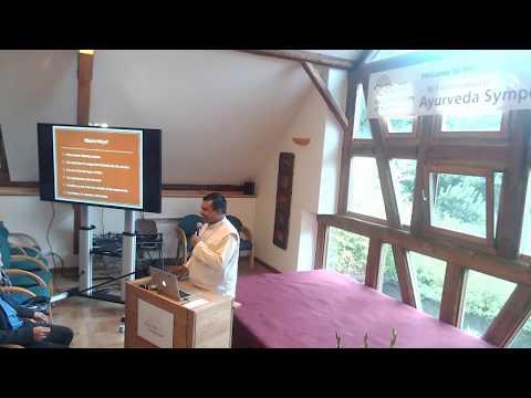 Livestream:  Prana, Ojas und die Psyche mit Dr. Ram Manohar