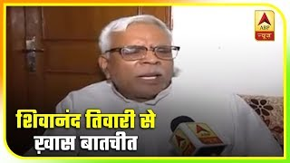 RJD Leader Shivanand Tiwari Sees Nitish Kumar Can Give Competition To PM Modi | ABP News