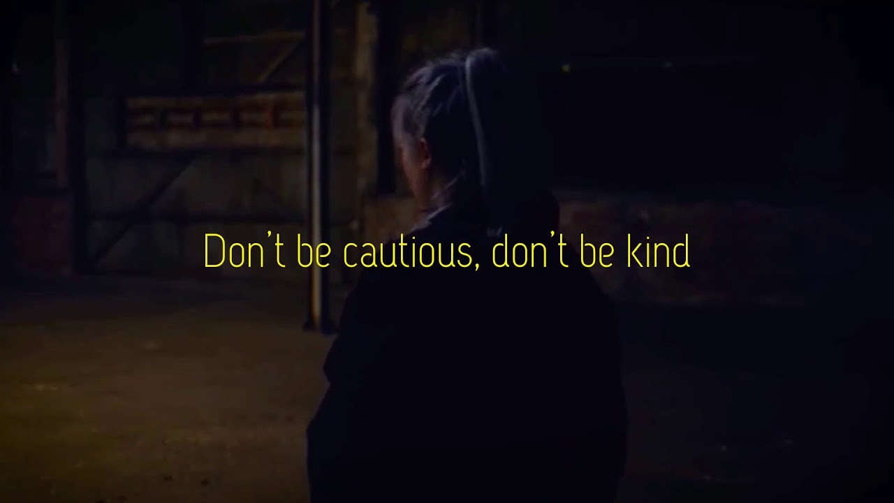 Download Copycat [acoustic] - Billie Eilish - Lyrics