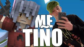 MINECRAFT | SI PIERDO ME TIÑO | CON SWEETY