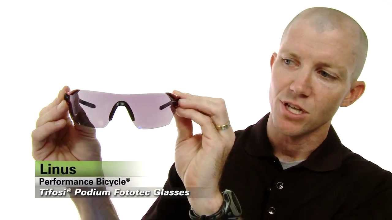 05490a9df5 Tifosi Podium Fototec Sunglasses Review from Performance Bicycle ...