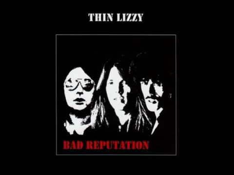 Thin Lizzy - Bad Reputation [Full Album] 1977