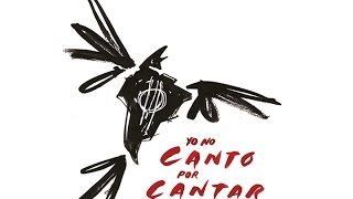 """Lanzamiento del Libro """" Yo No Canto por Cantar"""" en Biblioteca Nacional de Chile"""