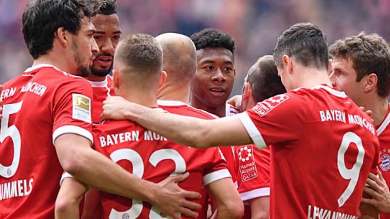 Bundesliga Livericker