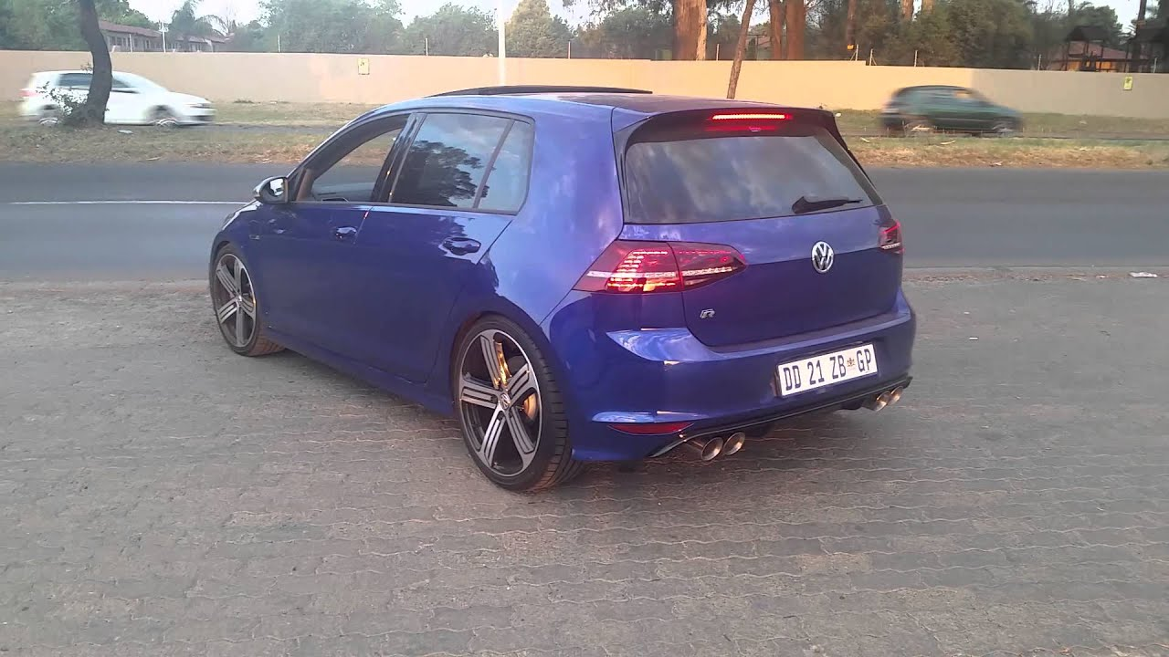 golf 7 r non resonated rogue performance exhaust system youtube. Black Bedroom Furniture Sets. Home Design Ideas